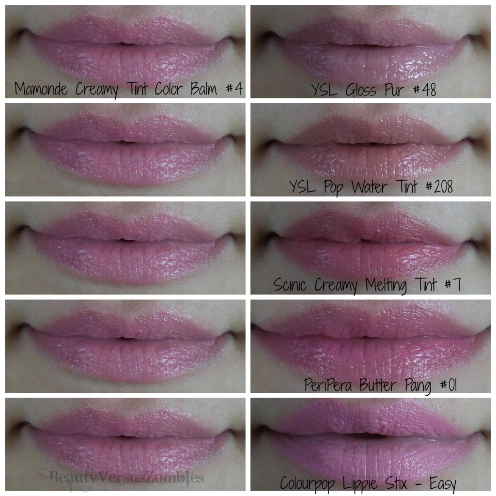 Mamonde Collage