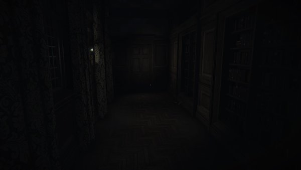 Layers of Fear Hallway