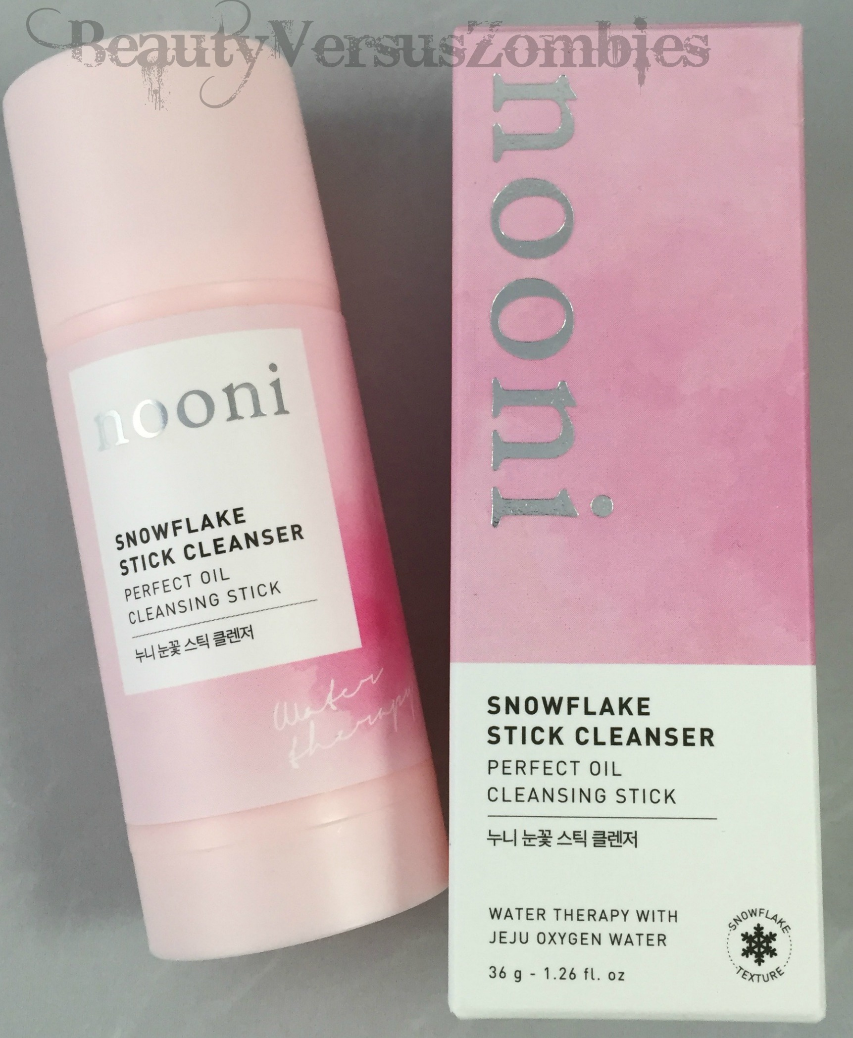 Everything On A Stick: Cleansing Sticks